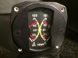 Oil Temp Gauge Ref No 6A/4278