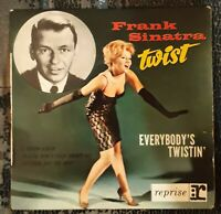 Rare EP  Frank Sinatra  Ev'rybody's Twistin' Reprise Rec  RVEP. 60.013 Centreur