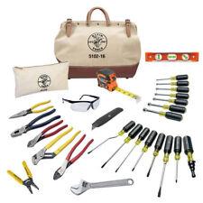 Greenlee 0159-12 17 Pc Journeyman Electricians Tool Kit