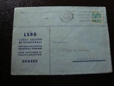 SUISSE - enveloppe 1936 (cy14) switzerland