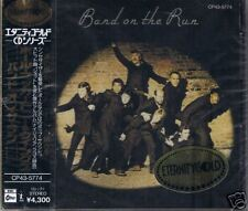 McCartney/Wings Band On The Run 24 KT E. ORO CD GIAPPONE