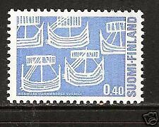 Finland # 481 Mnh Ancient Ships