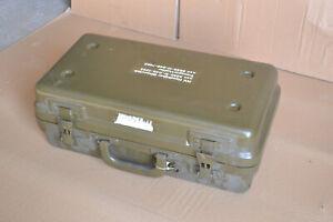 Transportbox GFK TULB 47x25x18 cm luft-wasser-dicht (Koffer, BW,Bundeswehr,Army)