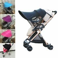 Pram Sun Shade for Baby Stroller Sun Canopy Practical Baby Anti-UV Car Seat