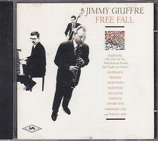 JIMMY GIUFFRE - free all CD