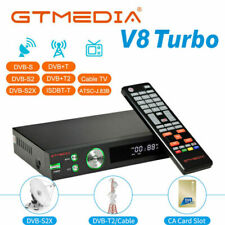 GTMEDIA V8 Turbo (GTMV8TURBOEU) Combo Récepteur Satellite DVB-S/S2/ S2X T/T2