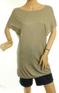 Ralph Lauren Women's Bronze Metallic Blouse Size 3X Retail