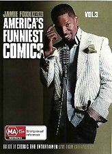Jamie Foxx Presents America's Funniest Comics : Vol 3 (DVD, 2009)