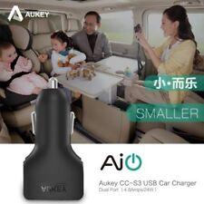 Chargeurs de voiture AUKEY pour téléphone mobile et assistant personnel (PDA)