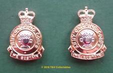 ARMY CATERING CORPS COLLAR BADGES (version 2)