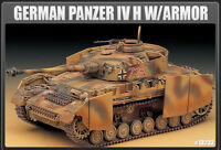 1/35 Panzer IV Aust.H with Armor #13233 ACADEMY MODEL HOBBY KITS