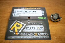 Blackrapid FastenR-T1 (for use with Manfrotto RC2 plates)