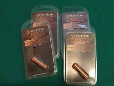 Horton Lighted Nocs for Carbon Bolts Orange 1 per AC234