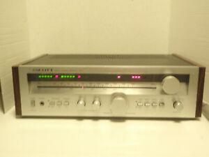 VINTAGE SCOTT 335R AM/FM STEREO RECEIVER - SOUNDS GREAT!