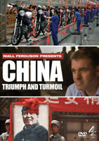 China - Triumph and Turmoil DVD (2012) Niall Ferguson cert E ***NEW***