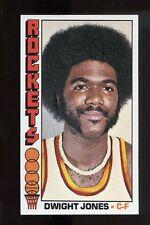1976-77 Topps #33 Dwight Jones Rockets Carte NBA Basketball