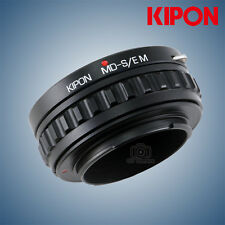 Kipon Adapter with Focus Helicoid for Minolta MD Mount Lens to Sony E NEX A7R2
