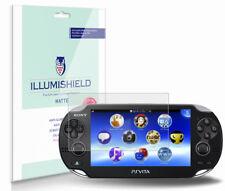 iLLumiShield Anti-Glare Matte Screen Protector 3x for Sony Playstation Vita 3G