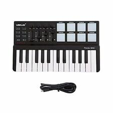 Beat & Music Maker Dj Piano Usb Midi Drum Pad & Keyboard Controller 25 Key New