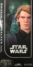 "Sideshow Star Wars ANAKIN SKYWALKER OTJ 12"" BNIB USA SELLER AWESOME #2119"