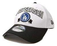 Los Angeles Dodgers New Era 9FORTY 2016 MLB Postseason Adjustable Baseball Hat