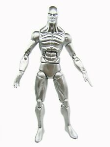 2007 Marvel Legends SILVER SURFER Ronan the Accuser Series Near Mint Condition