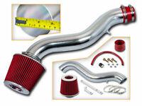 Short Ram Air Intake Kit RED For 90 91 92 93 Integra 1.7L/1.8L I4 [Full Set]