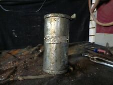 Rare Vintage Electric Automobile Heater Car Pre-Heater Durkee Atwood 1915