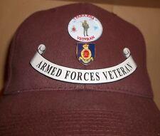 7 Para Royal Artillery Veteran cap free postage.