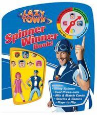 Spinner Winner Book! (LazyTown),