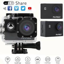 Original AKASO EK6000 Ultra HD 4K Action Camera WiFi 12MP Camcorder Waterproof