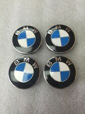 Bmw X Series X1 X3 X4 X5 X6 Wheel Center Hub Caps One Set Of 4 Oem #2