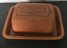 THE ORIGINAL SUFFOLK BUTTER COOLER MADE BY HENRY WATSON POTTERY ENGLAND