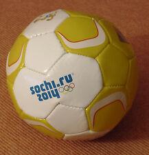 Ball Mascot Yellow Color Sochi 2014 Olympic Games Edition Souvenir 13 cm