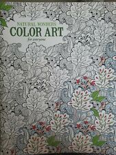 Natural Wonders Color Book Leisure Arts new smoke free home 24 designs