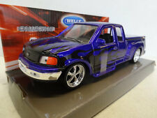 Welly: Ford F150 Regular Supercab Flareside PickUp 1998