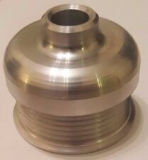 Supercharger Eaton M45 small alloy pulley Mercedes SLK R170 und CLK W208 Tuning