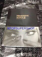 Lee Hyo Ri Vol 5 Monochrome Special Limited Edition Miss Korea Bad Girl Lim 5000