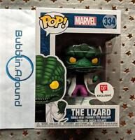 Lizard Funko Pop! # 334 Walgreens Exclusive Marvel