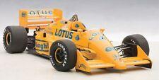 Lotus F1 99T #11 Japan Gp 1987 S.Nakajima Autoart 1:18 AA88726