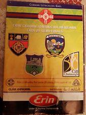 Gaa under 21 hurling semis Down vs Tipperary & Galway vs Kilkenny 2004
