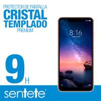 Sentete® Xiaomi Redmi Note 6 Pro Protector de Pantalla Cristal Templado PREMIUM