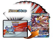 x10 Sonne & Mond Pokemon TCGO OnLine Code Karten + 1 Bonus Solgaleo GX SM16 Code