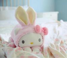 Cute Plush Hello Kitty Home Office Bedroom Car Tissue Kleenex Box Cover Holder