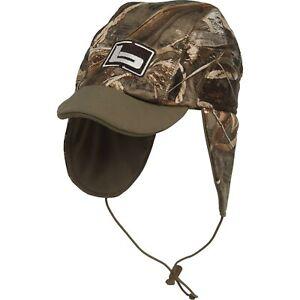 Banded Atchafalaya Soft Shell Brimmed Hunting Hat Cap Realtree MAX 5 Camo - NEW!