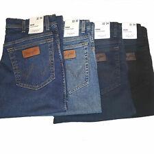 WRANGLER Jeans Texas Stretch Straight W:30 31 32 33 34 35 36 38 40 42 44 46 48