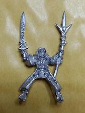 Warhammer Fantasy Mago Alto Elfo montado-Metal-despojado