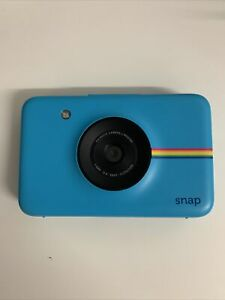 Polaroid Snap Instant Print Digital Camera Blue