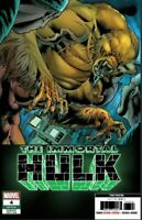 Immortal Hulk #4 MARVEL COMICS  2019 3rd Print COVER A