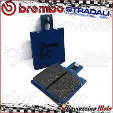 PLAQUETTES FREIN AVANT BREMBO BLUE CARBON CERAMIC 07BB0106 LAVERDA 500 1977 >